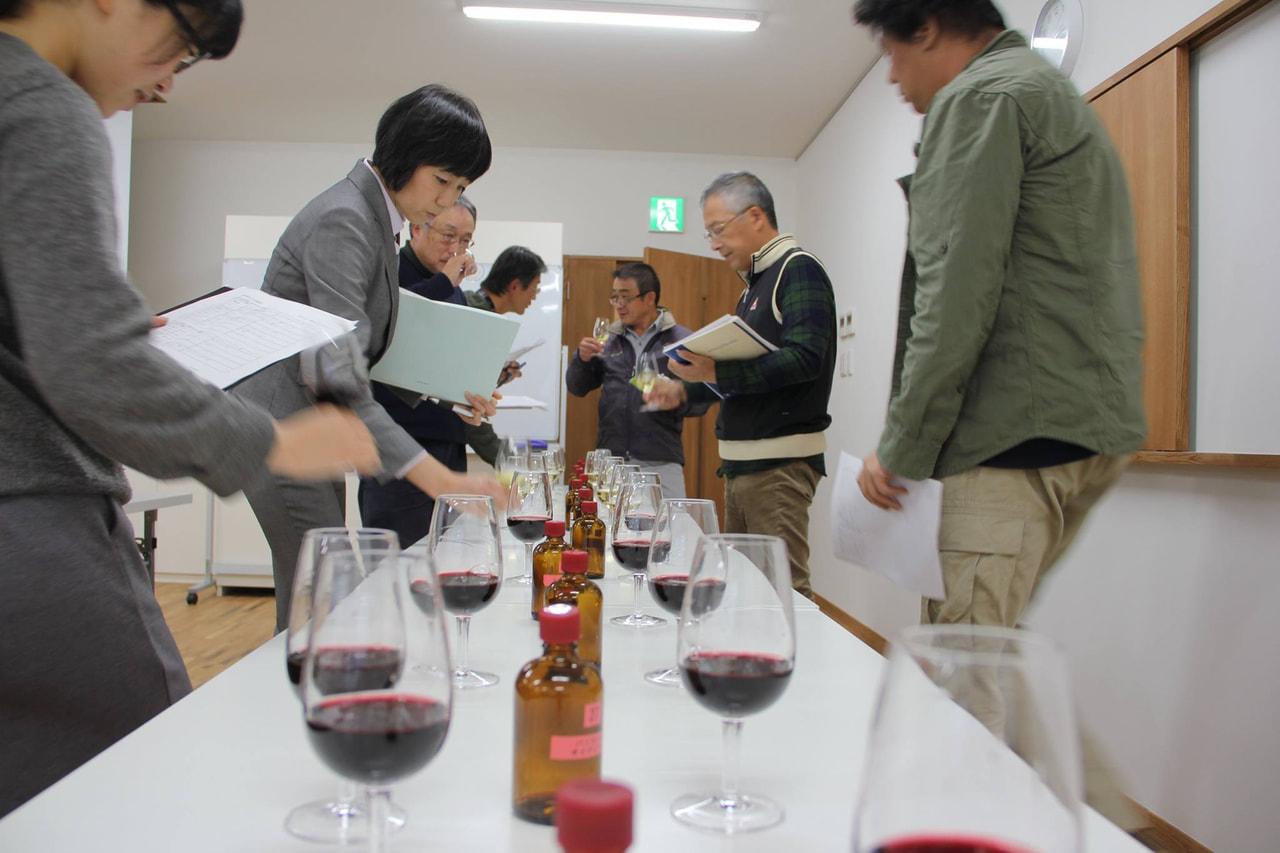 Vol.15 ワインの香りは奥深く