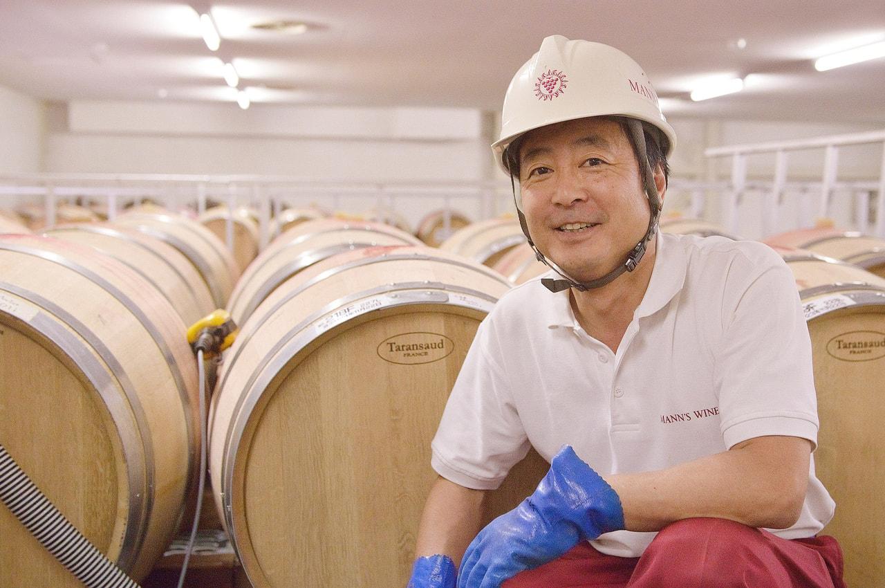 Vol.6 マンズワイン 小諸ワイナリー<br>島崎 大さん<br><br>世界に誇る日本のワイン<br>その名は「ソラリス」