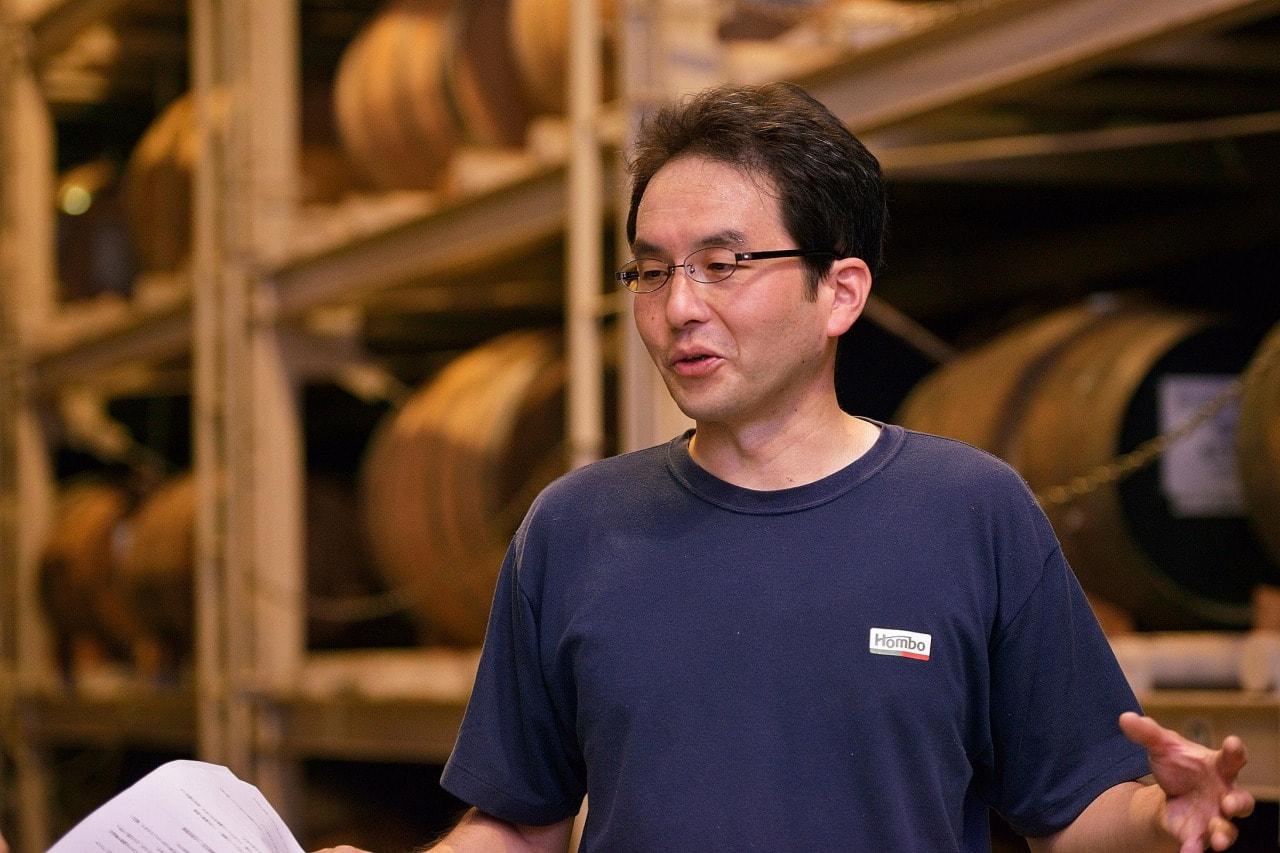 Vol.13 本坊酒造信州マルス蒸留所<br>志村 浩樹さん<br> <br>モルトウイスキーとともに造られる<br>ヤマソービニオンのワイン