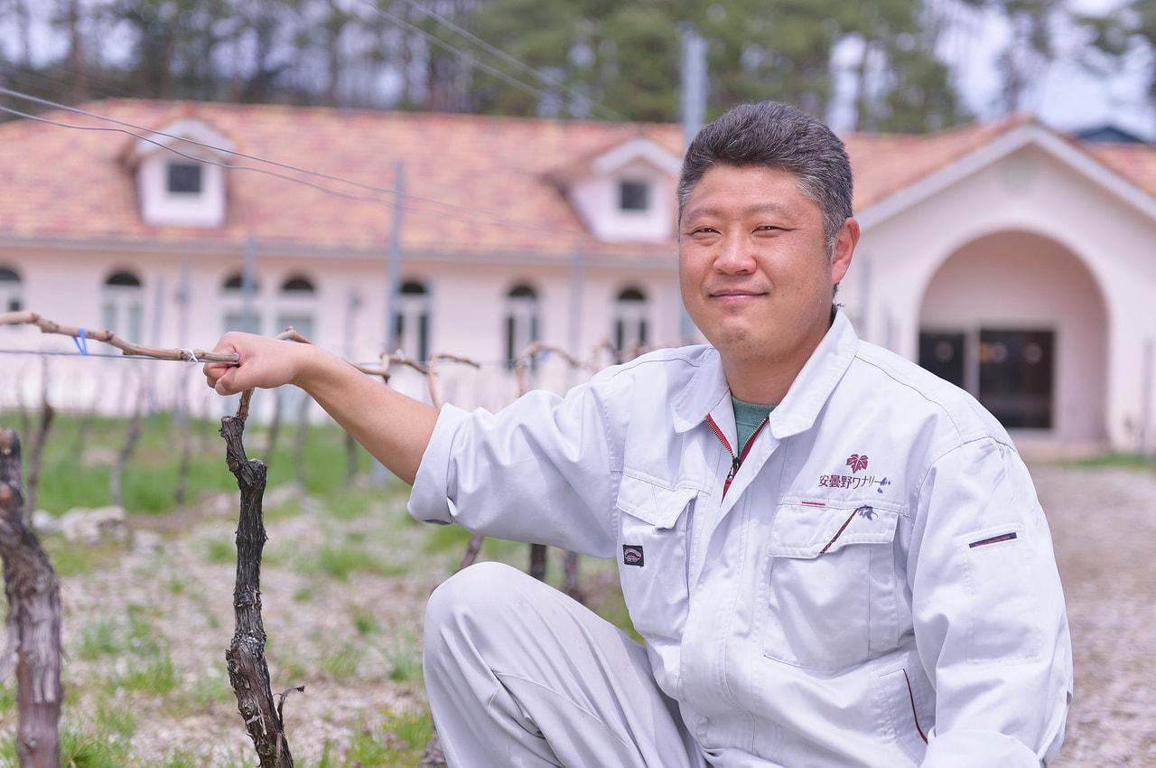 Vol.5 安曇野ワイナリー<br>小林 龍義さん/加藤 彰さん<br> <br>安曇野の地で醸す<br>生産者の顔が見えるワイン