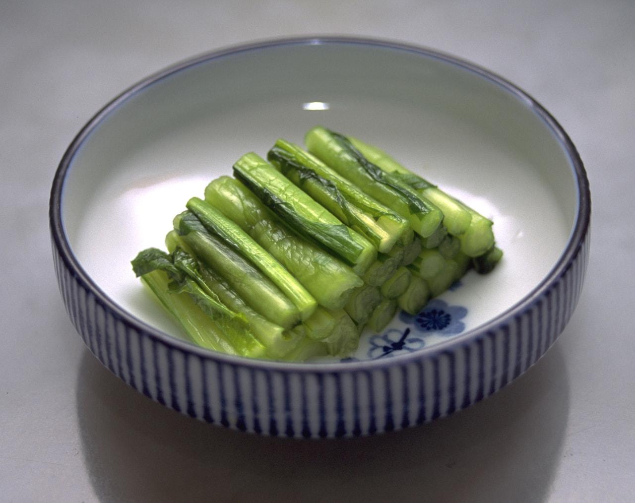 野沢菜(漬物)