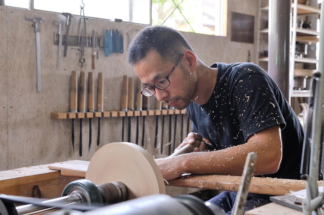 後藤 睦さん|木工家