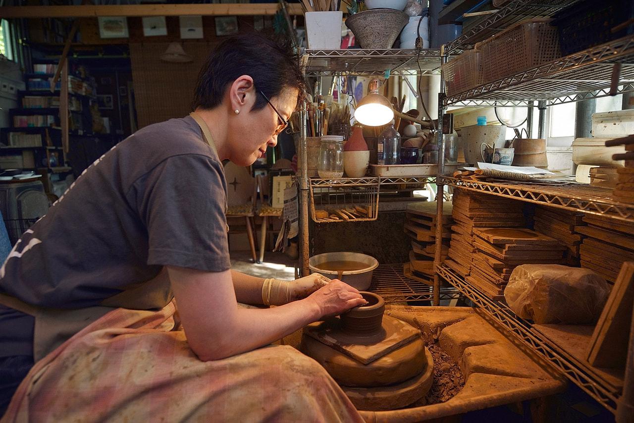 角りわ子さん|陶芸家