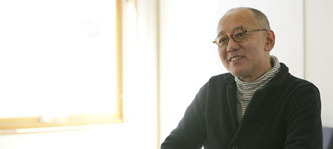 三谷龍二さん|木工デザイナー