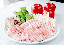 豚肉(しゃぶしゃぶ)
