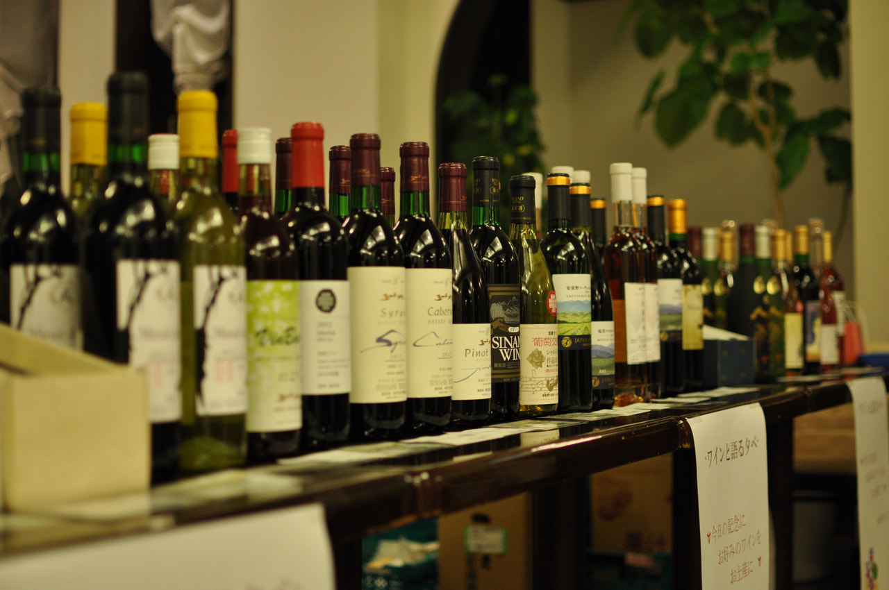塩尻市にて「ワインと語る夕べ2016」が開催されます