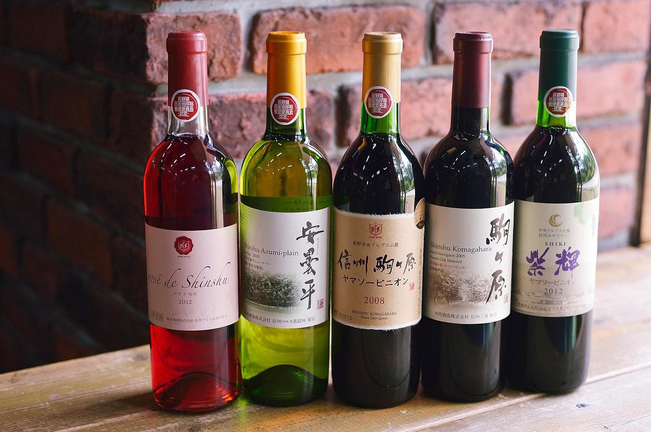 宮田村観光協会が「中央アルプス山ぶどうの里」ワインまつりを開催します