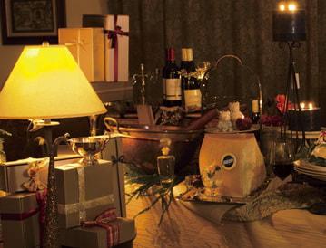 「門前れんが館」でワインパーティーを開催