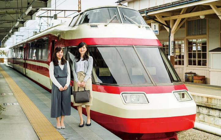 北信濃ワンバレー列車の旅