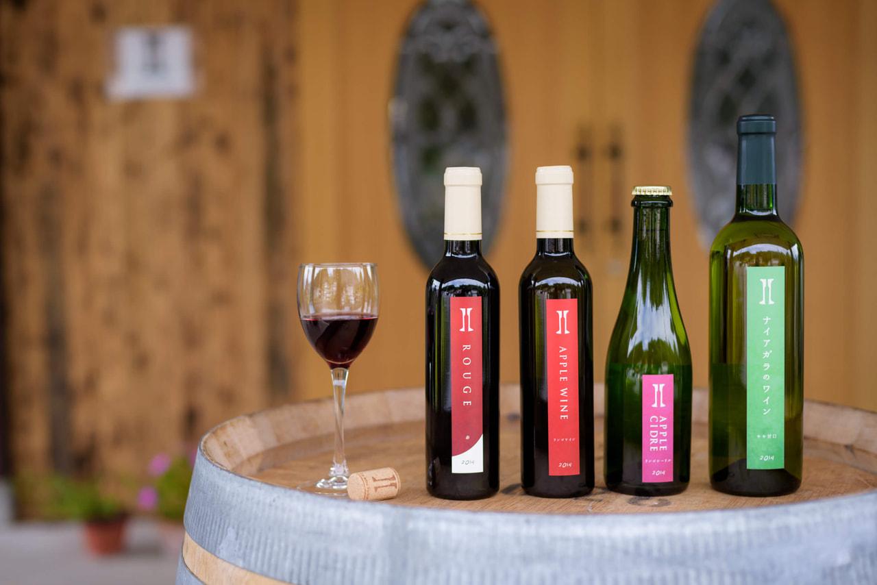 伊那ワイン工房
